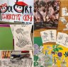 Children's Day Activities, PolArt Festival 2018-19, Qld State Library - In conjunction with the <i>Polish Meadows</i> series at PolArt Visual Arts Exhibition at QCA Galleries. Educational materials, Visual Dictionary on Demand, developed in collaboration with HAPY.CA
